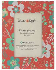 Paper Handmade Picture stand | A best Occasional gift by Utsavkraft