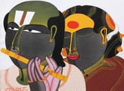 Thota Vaikuntam Arts|Buy Thota Vaikuntam Paintings Online|USA|India