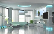 Residential  Interior design projects in Noida