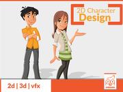 2D Character & Cartoon Animation