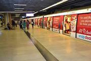 delhi metro advertising company