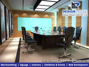 corporate office interior Designers in Delhi,  Design House India