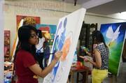 art & craft certificate course in west punjabi bagh