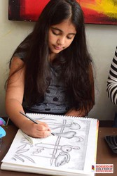 drawing painting classes in paschim vihar