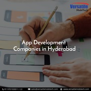 Mobile App Development Company in Hyderabad - Top Notch Developers