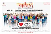Drawing & Painting Classes at Raghuvansham School of Modern Art