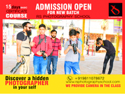 Photography Classes in Punjabi Bagh by RS Photography School