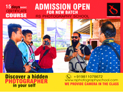 Photography Course at RS Photography School